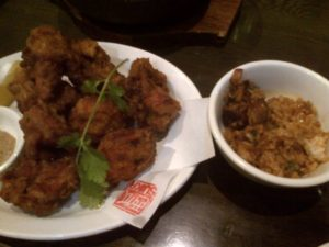Suika Chicken Karaage