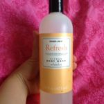 Trader Joes Refresh Citrus Hair & Body Wash
