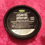 Lush Comestic Warrior (Fresh Face Mask)