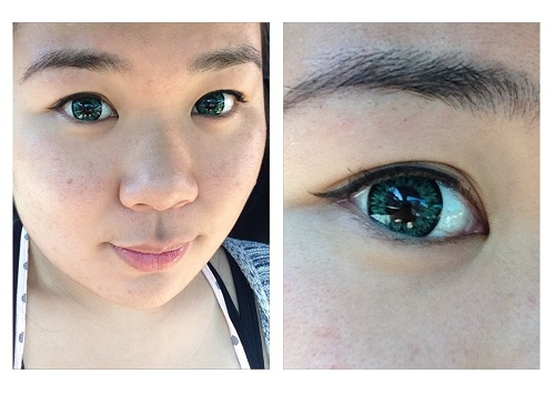 Cleared colored contacts for asians amusing