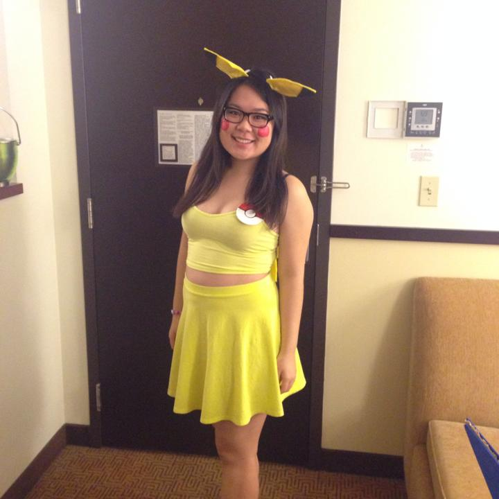 pikachu diy ears costume