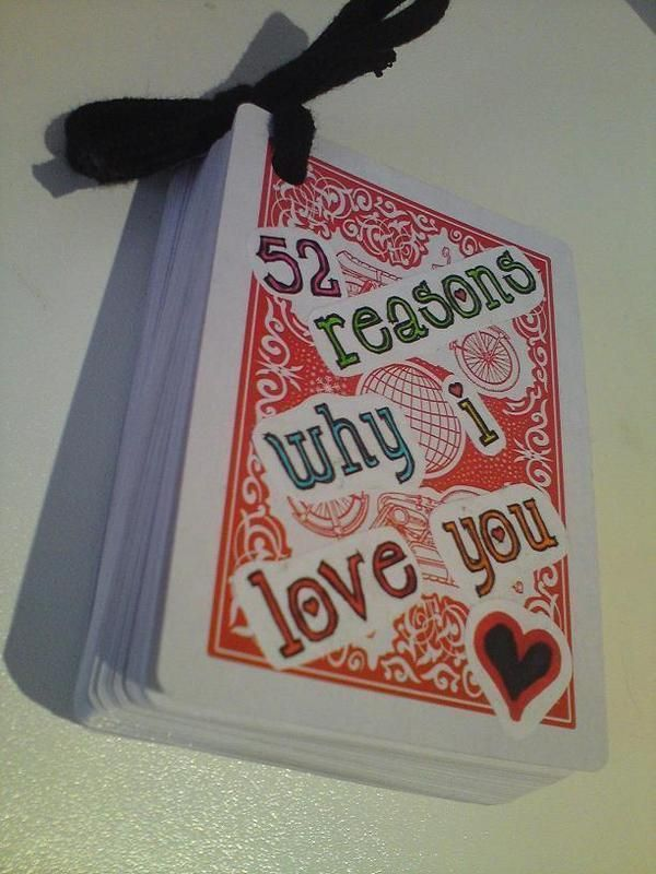52 reasons why i love you