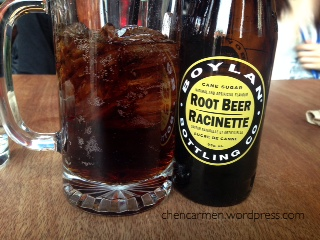 Peckinpah root beer