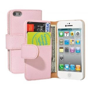 TeckNet-iPhone-5-Genuine-Leather-Case-with-Card-Holder