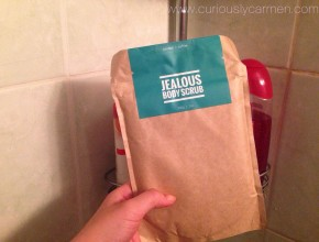 Jealous Body Scrub Coffee Review