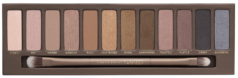 smoky eye look w naked 1 palette curiously carmen. Black Bedroom Furniture Sets. Home Design Ideas