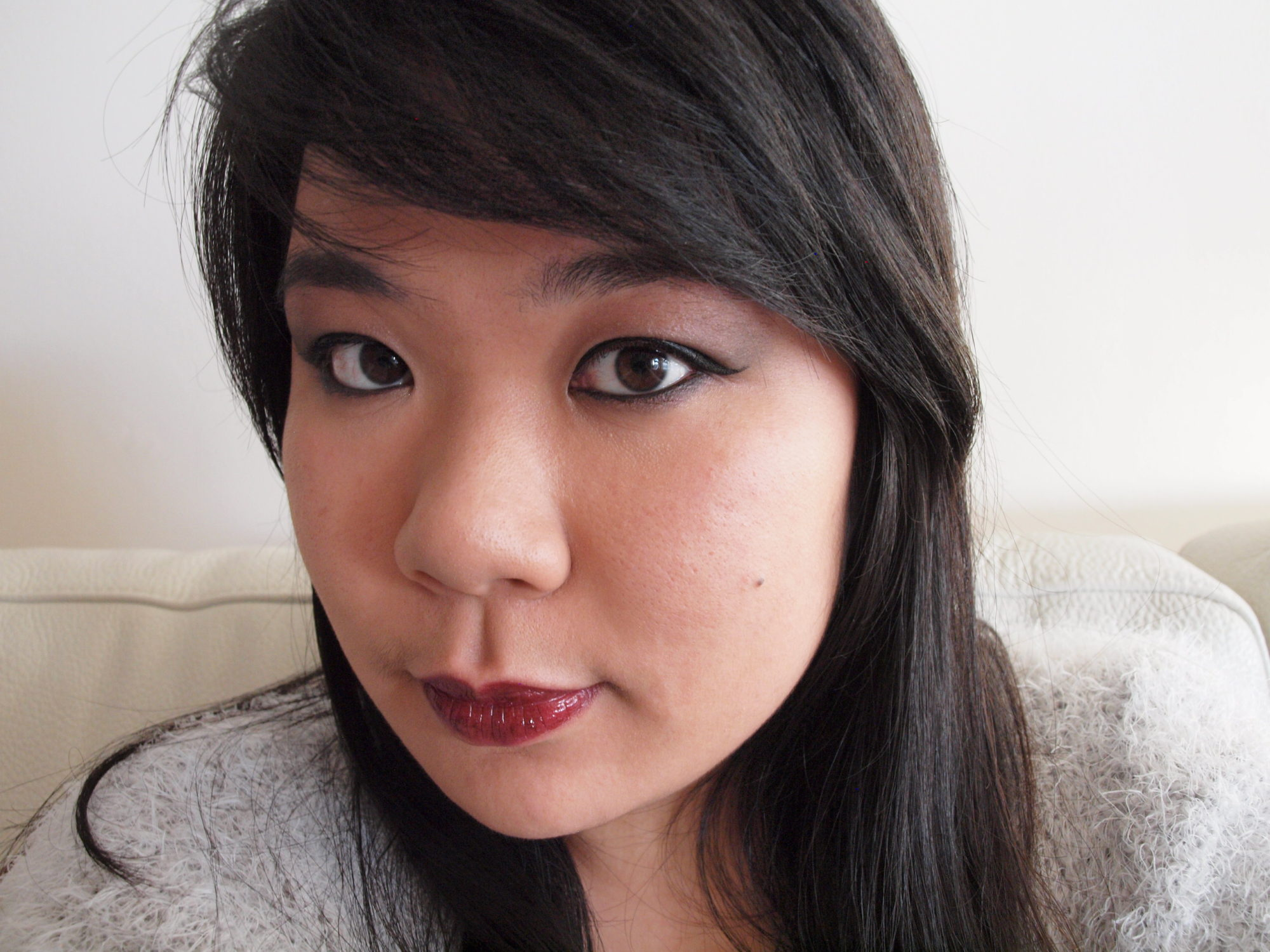 Smashbox Be Legendary Cream Lipstick Witchy