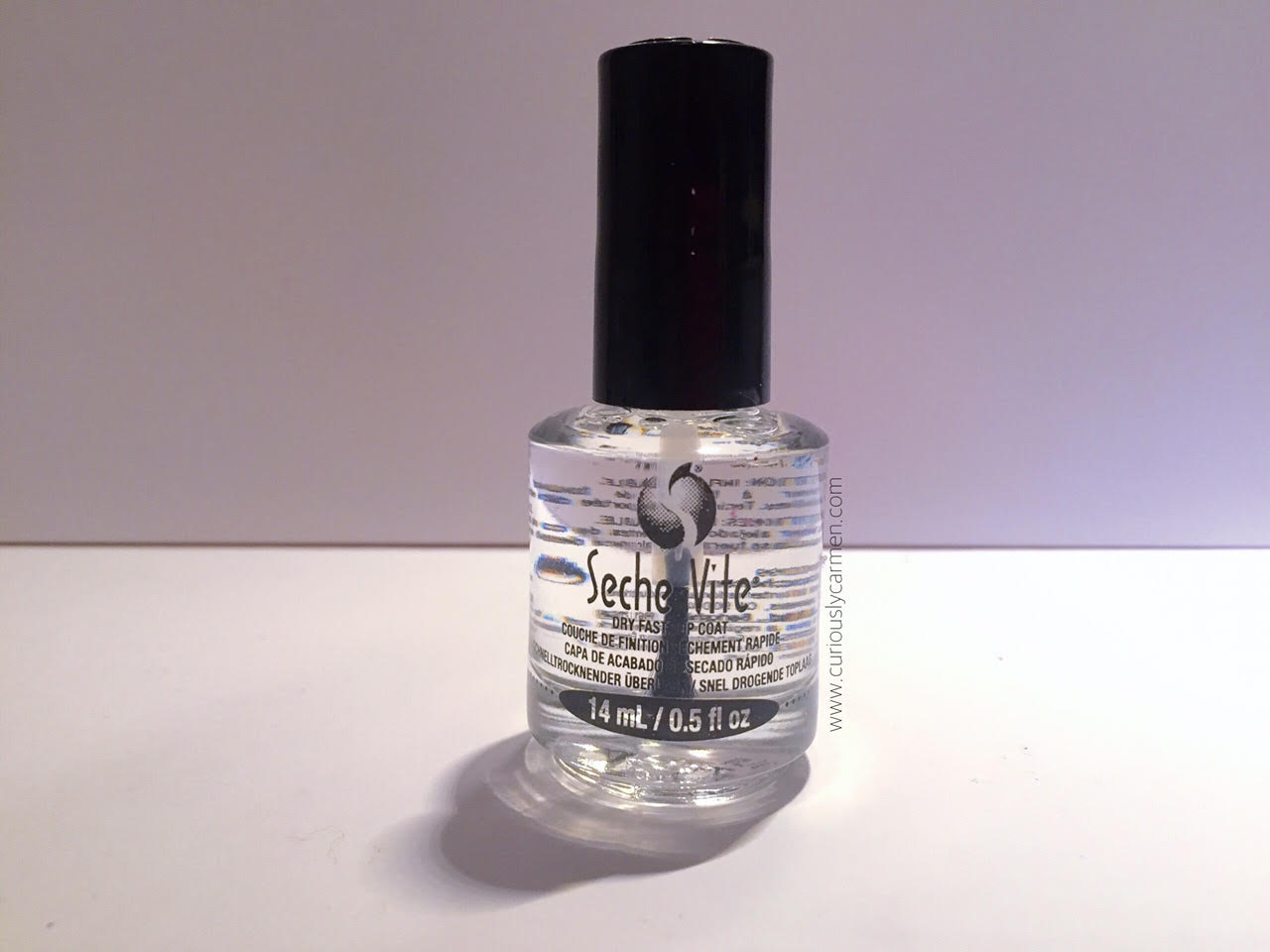 Seche Vite Top Coat Review