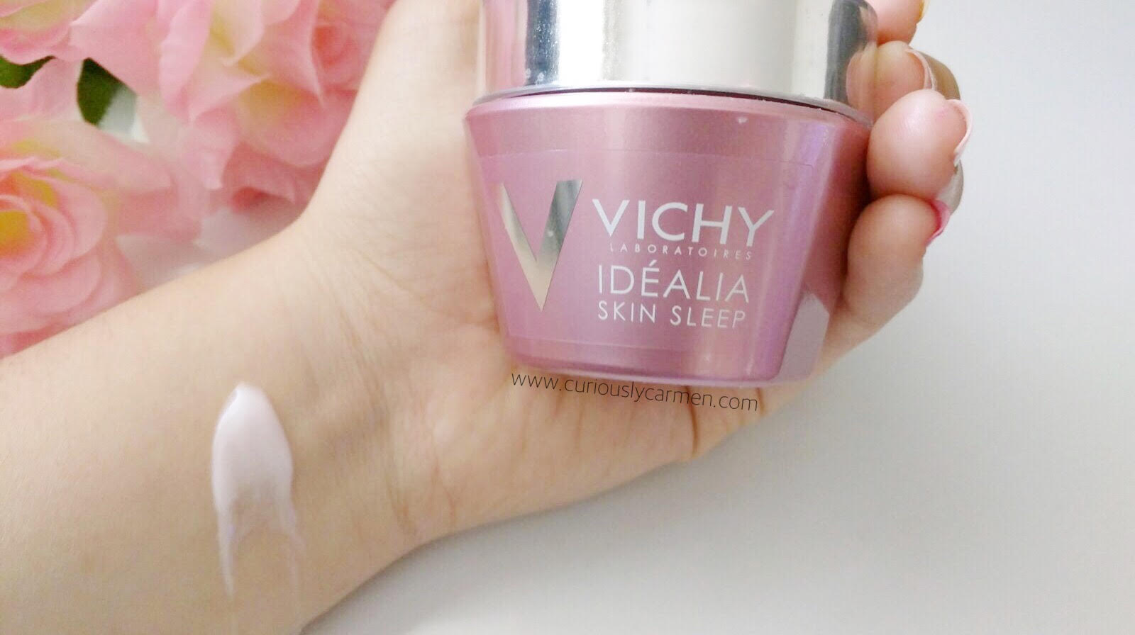Vichy Idealia Skin Sleep Lotion