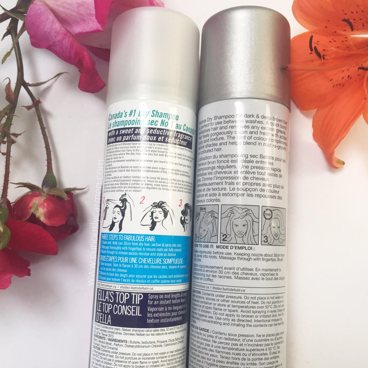 Batiste Dry Shampoo Review
