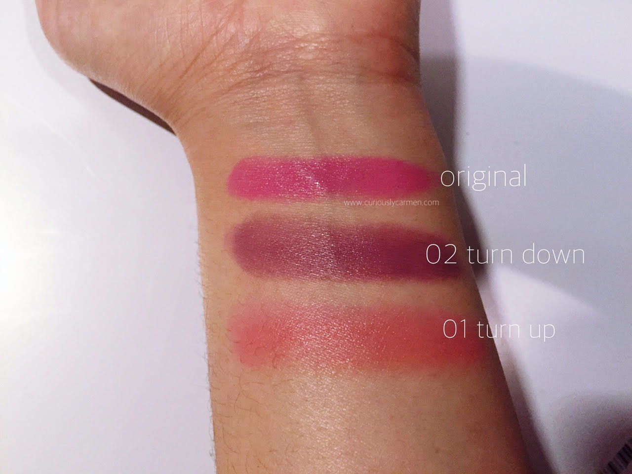 Estee Edit Lip Flip Shade Transformer Review