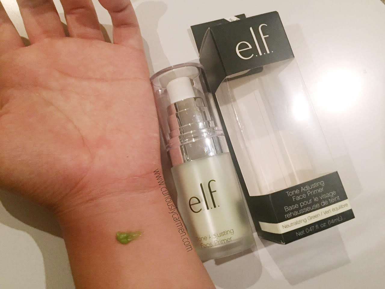 ELF Tone Adjusting Primer Packaging