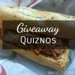 Quiznos – Review & Giveaway! (Ended)