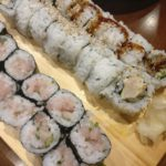 Food: Sushi House – Two visits