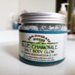 Lemongrass House Blue Chamomile Salt Scrub