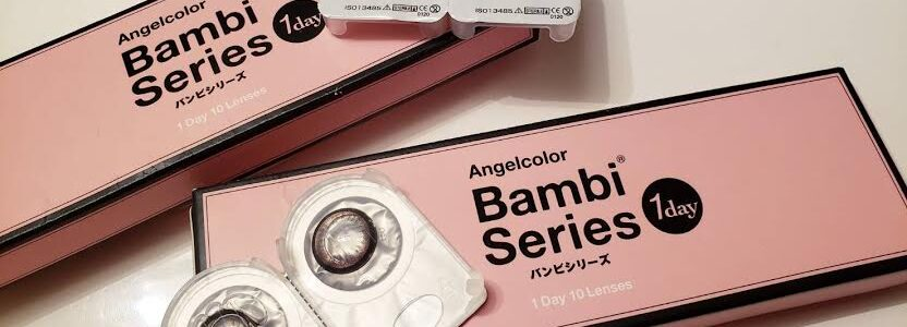 Angelcolor Circle Lens Review